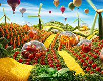 The Global Farm of the Future
