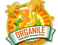 organil orange jouice