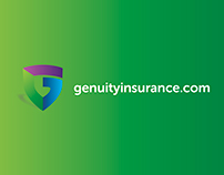 Logo Design for Genuity Insurance LLC