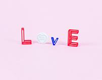 Love & Robots: Valentines Photoshoot