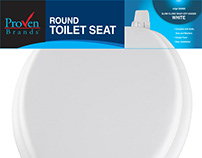 Proven Brands - Toilet Seat Product Design