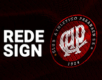 Redesign Club Athletico Paranaense