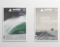 Amped Bodyboarding Magazine