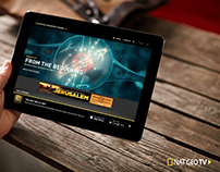 National Geographic Channel - Product UX