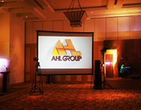 Brand Identity Design for AHL Group