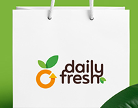 DailyFresh Branding