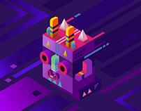 Monster - Affinity Designer practice