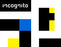 Incognito — visual identity