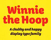 Winnie the Hoop typefamily