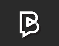 Bandini Videos logo design