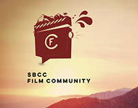 SBCC Film Community Logo