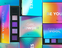 AS - Eyeshadow Palettes - Wemakeup