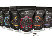 Hallingers Packaging Design