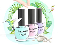 COLOR NAILS By Recamier