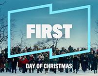 12 DAYS OF CHRISTMAS - POP TV BRAND 1:00