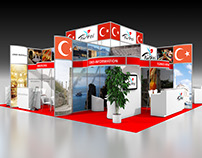 Turkey Booth Visualization