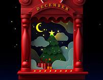 December Wallpapers