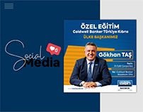 Coldwell Banker Maximum - Social Media