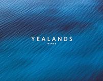 Yealands Wine Branding