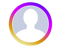How to choose the picture for Instagram profile?