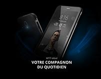 MMT Mobile - Smartphone tout terrain