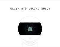 WEILA 3.0 Social Robot