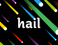 Логотип Hail