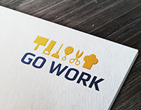 "Логотип ""За работу"""