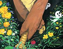 Miyazaki Tribute Show / The Deer God