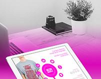 NeonDoodle UI Concept