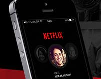 Netflix Redesign App