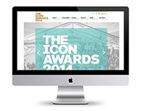 Icon Awards 2014 Website