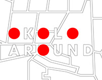 Okolo / Around Visual Identity