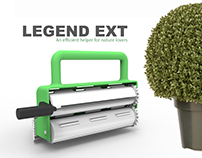"LEGEND EXT""an efficient helper for the nature lovers"""