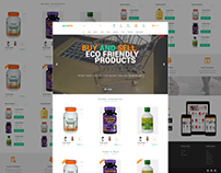 Ecophix UI Design
