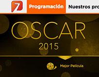 Los Oscares 2015