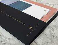 PRANA Building: Branding & Brochure