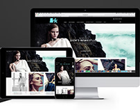 Ink Responsive Website and Print Campaign