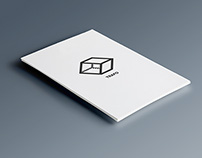 Trafo - logo for the gallery of modern art ( concept )