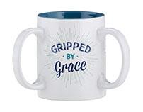 Gripped by Grace Mug