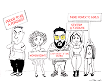 Hypocrisy | comic 1