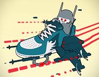 Sneaker Jet