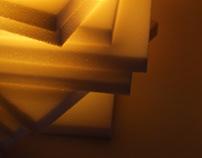 Eksperyment światło / Light experiment