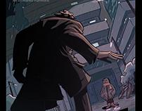 Ghost Runner: Comic