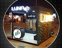 LUNA Summer Booth