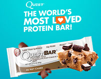 The World's Most Loved Protein Bar