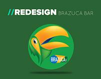 Redesign: BRAZUCA BAR