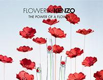 KENZO // Flower By Kenzo
