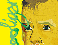 Paddy Holohan Illustration