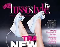 Cover design Lusso Style#30 / Ottobre 2015